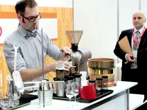 як варити каву в кавомашині