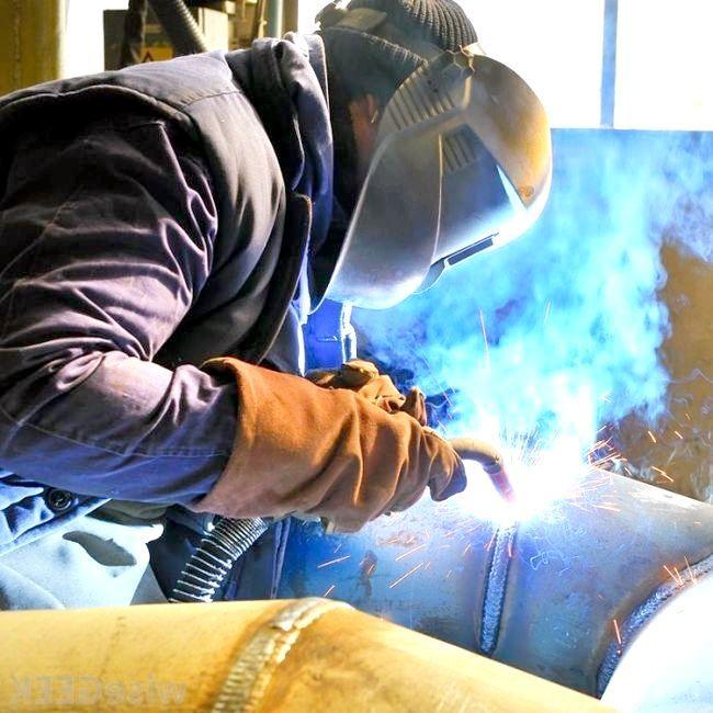 зварювання нержавіючої сталі