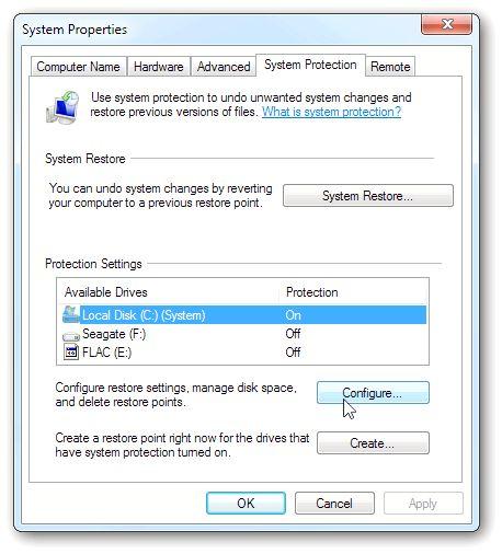 Як відновити систему windows 7 самостійно