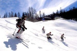 як вибирати гірські лижі