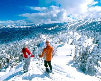 як вибрати зростання гірських лиж