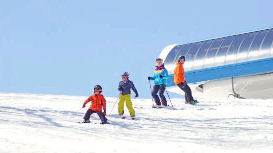 як вибрати розмір гірських лиж