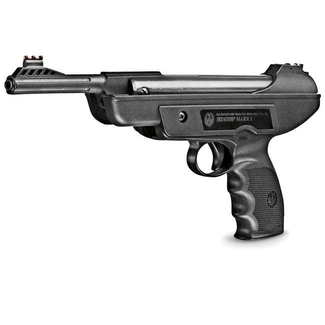 Як вибрати пневматичний пістолет для спортивних тренувань?