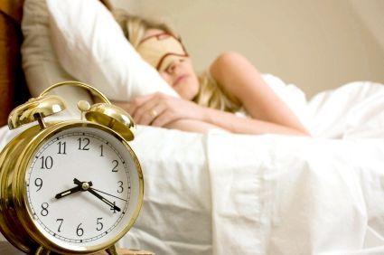 як виспатися за годину