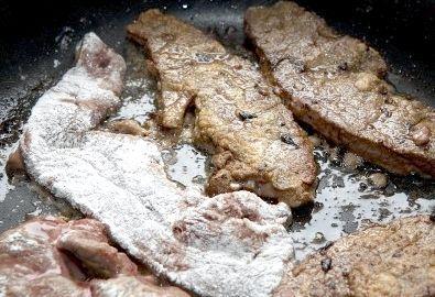 Як смажити яловичу печінку