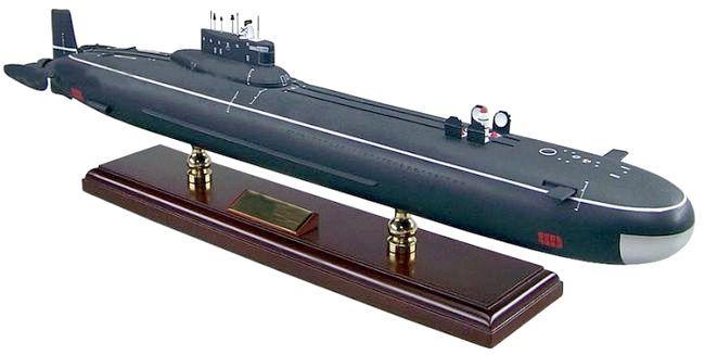 найбільша в світі підводний човен
