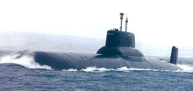 фото найбільшої підводного човна