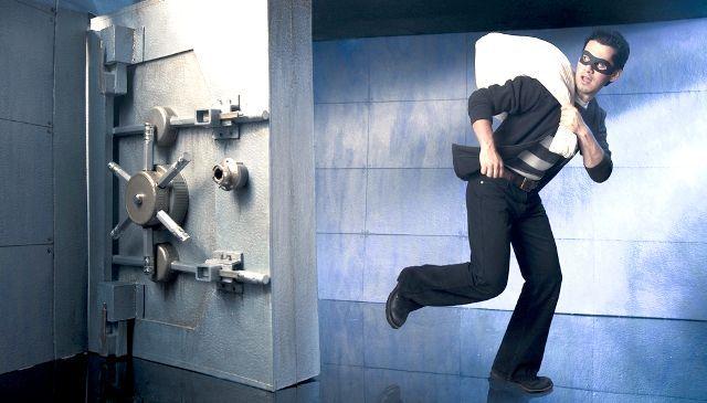 Які фільми про пограбування банків можна подивитися