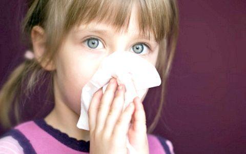 Краплі в ніс для дітей
