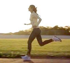 Який буває техніка бігу