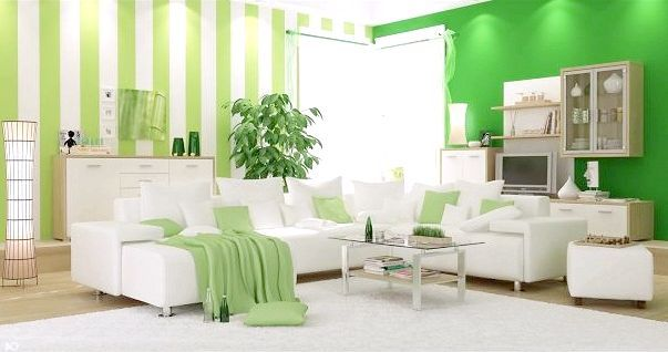 який колір поєднується із зеленим