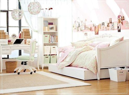 кімната для підлітка дівчинки