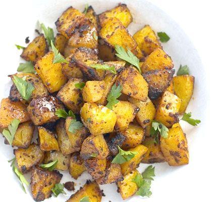 Калорійність картоплі вареного