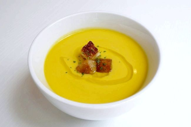 Суп пюре калорійність