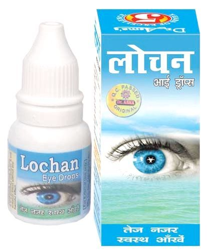 краплі очні протизапальні
