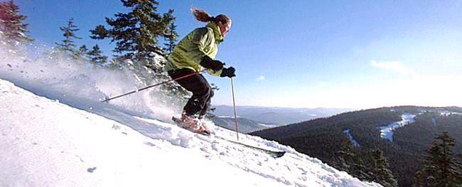 правила катання на лижах