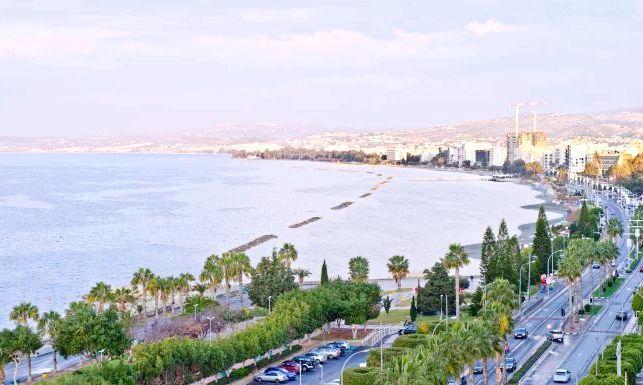 кіпр Лімассол пляжі