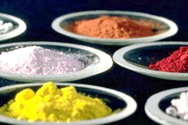 кислотні властивості оксидів