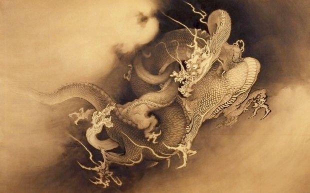 Китайський дракон - символ і одне з чудес піднебесної