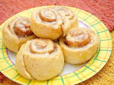Класичний рецепт - булочки сінабон