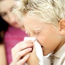 у дитини тече з носа