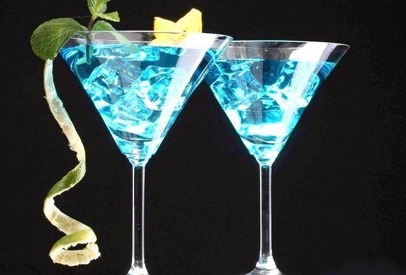 коктейль блакитна лагуна