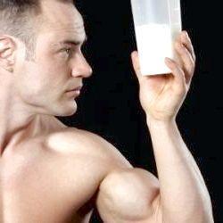 коктейлі для росту м'язів