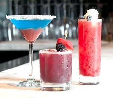 алкогольні коктейлі рецепти з горілкою