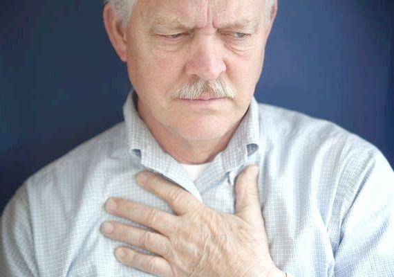колючий біль в серці