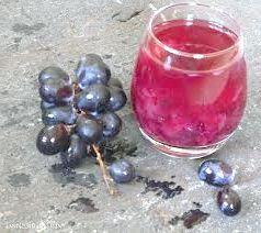 компот з винограду рецепт