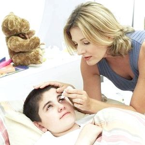 як лікувати кон'юнктивіт у дітей