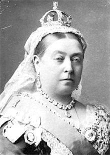вікторія королева Великобританії