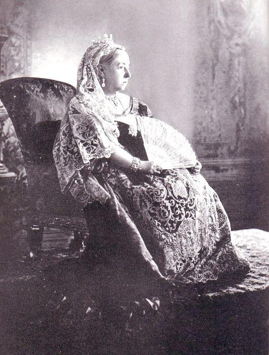 Вікторія королева