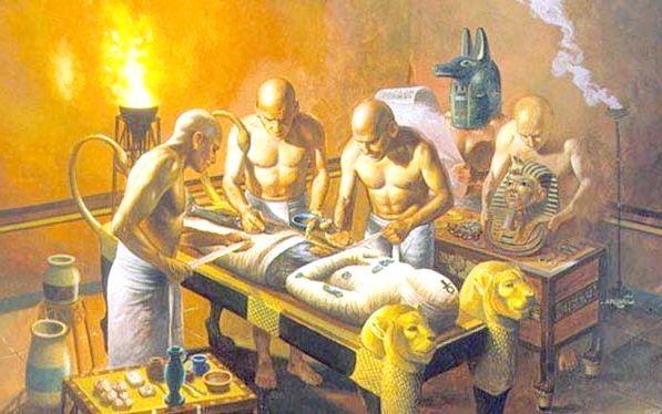 культура стародавнього Єгипту