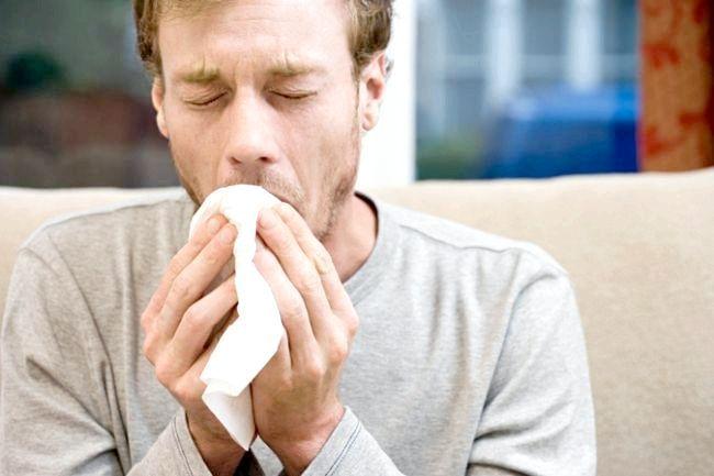 гавкаючий кашель у дорослих