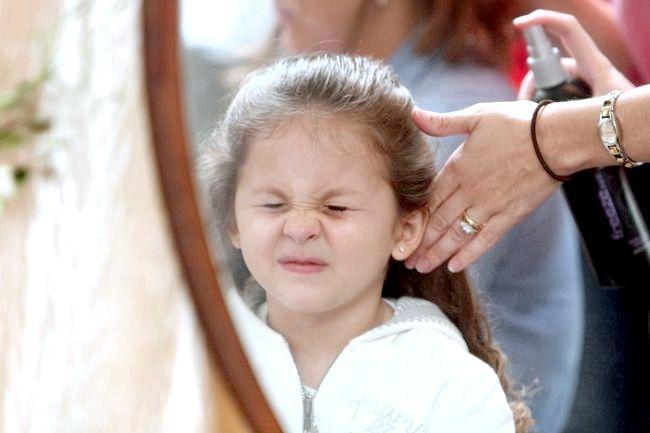 лак для волосся