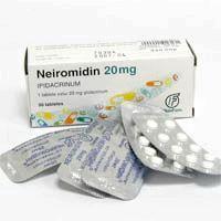 Нейромідин уколи
