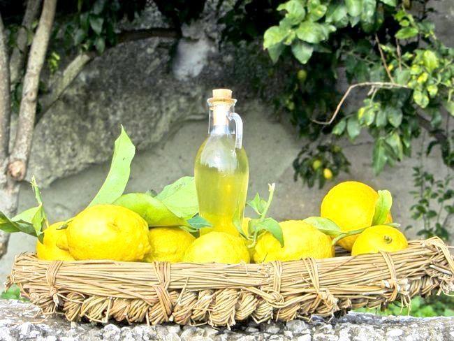 лимончелло в домашніх умовах