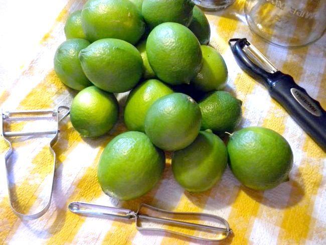 приготування лимончелло в домашніх умовах