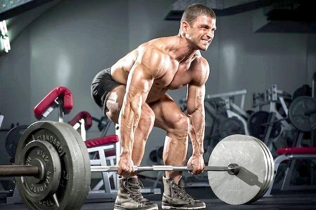 Кращі вправи для м'язів спини
