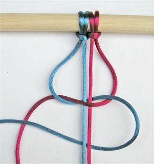 плетіння макраме для початківців
