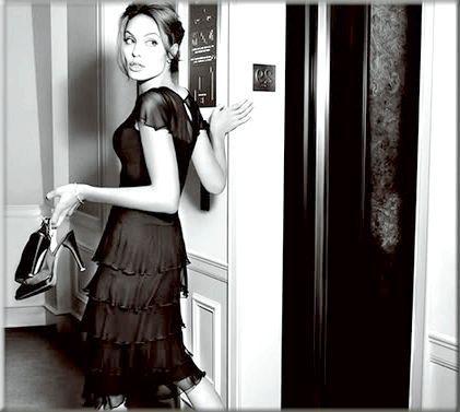 чорно білі сукні