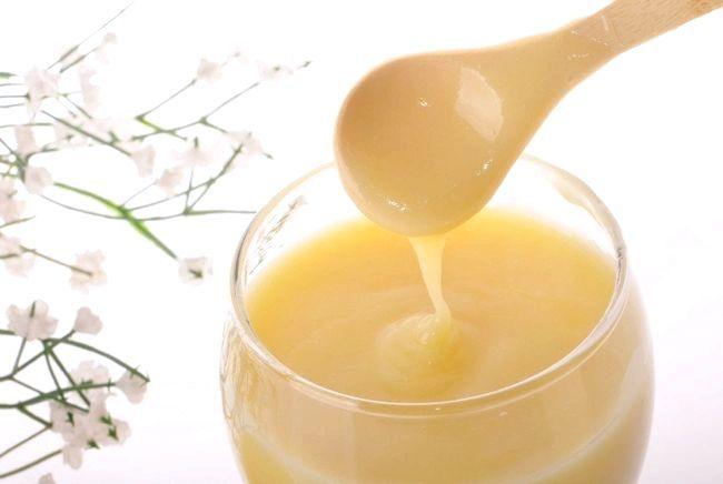 маточне молочко властивості