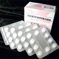 Медикамент «амітриптилін». Інструкція по застосуванню
