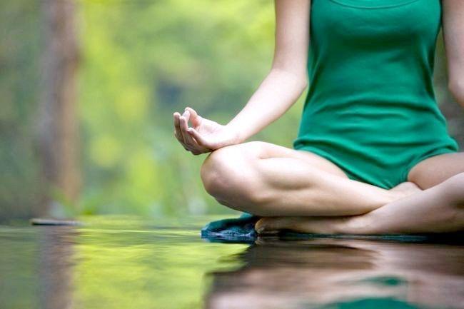 медитація для заспокоєння