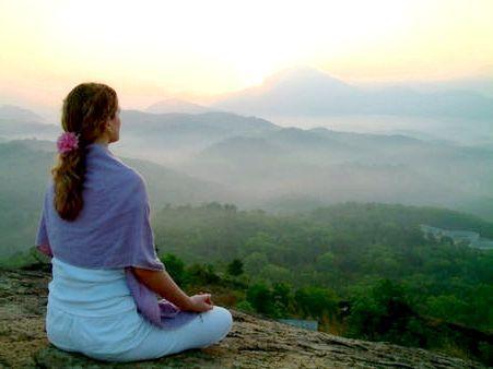 практика медитації