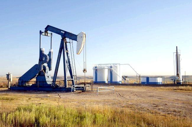 родовища нафти