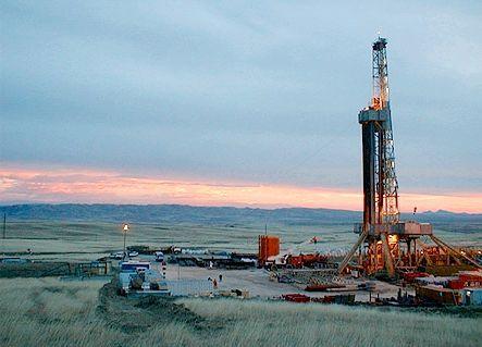 основні родовища нафти