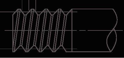 метрична різьба