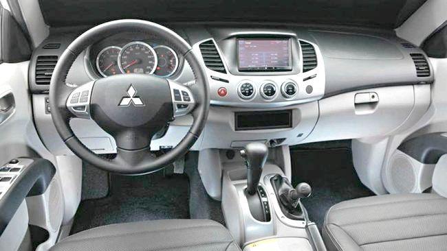 Мітсубісі Л200 характеристики